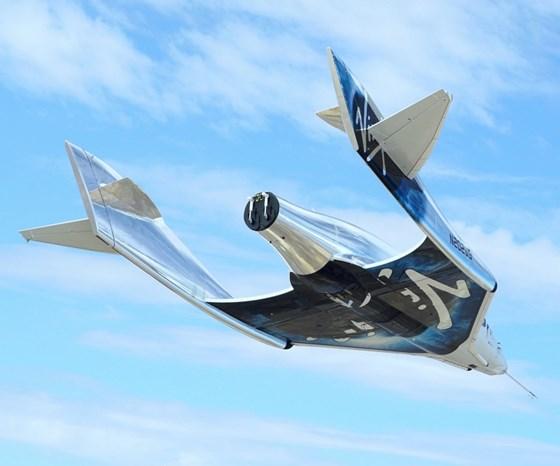 VSS Unity glide test.