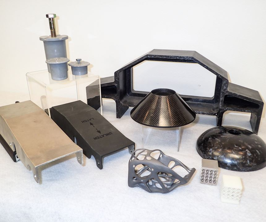 Material Sciences Corp. sample parts