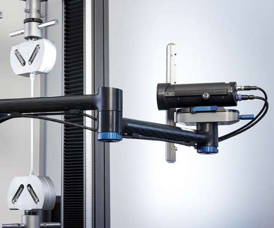 Imetrum Universal Video Extensometer