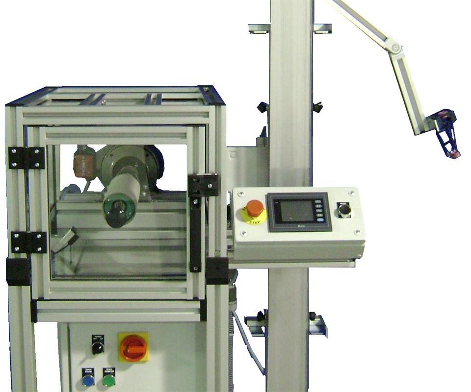 Izumi winding equipment