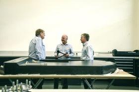 Williams FW-EVX electric vehicle platform CFRP carbon fiber composite large flat battery compartment