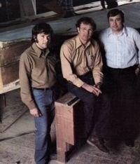 Gougeon Brothers, Inc. Jan, Meade, Joel Gougeon