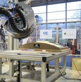 Orbital Composites 3D printing continuous fiber composites development tests CTC