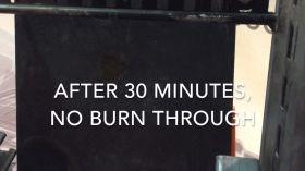 Carbon Fibre Preforms carbon fiber high temperature resin composite parts no burn through after 30 minutes flame test