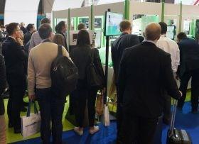 Cevotec SAMBA automated preforming cell demonstration JEC World 2017