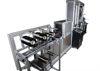 DORNIER Composite Systems Tape Production Line
