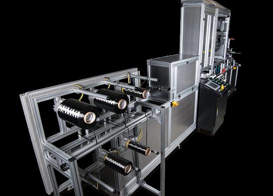 DORNIER Composite Systems Tape Production Line