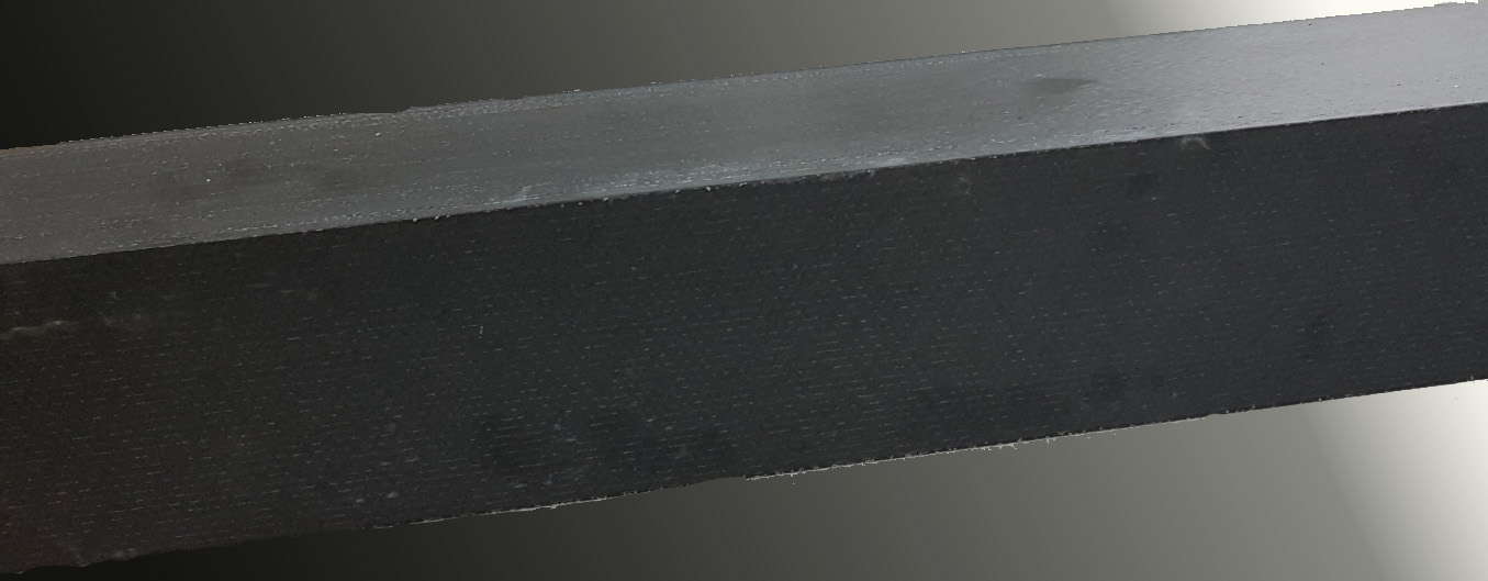 150 plies of resin infused Chomarat carbon fiber unidirectional for thick wind blade spars