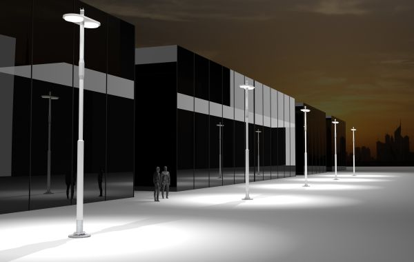 Exel Composites smart light poles for 5G infrastructure using composites