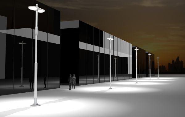 Exel Composites smart light poles for 5G infrastructure using composites