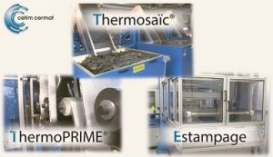 Cetim cermat recycling production line for thermoplastic composites