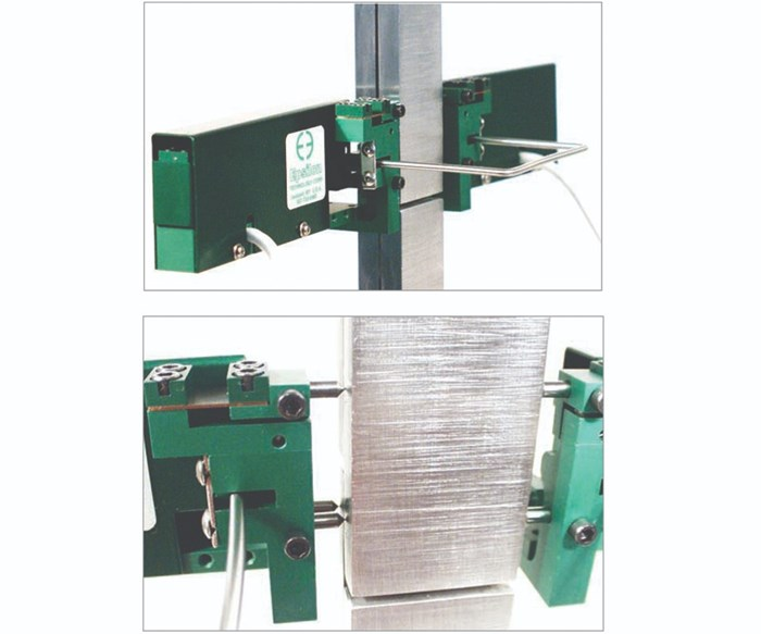Application of video extensometry to ASTM D 5656