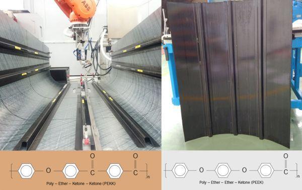 PEEK or PEKK in future composite aerostructures?