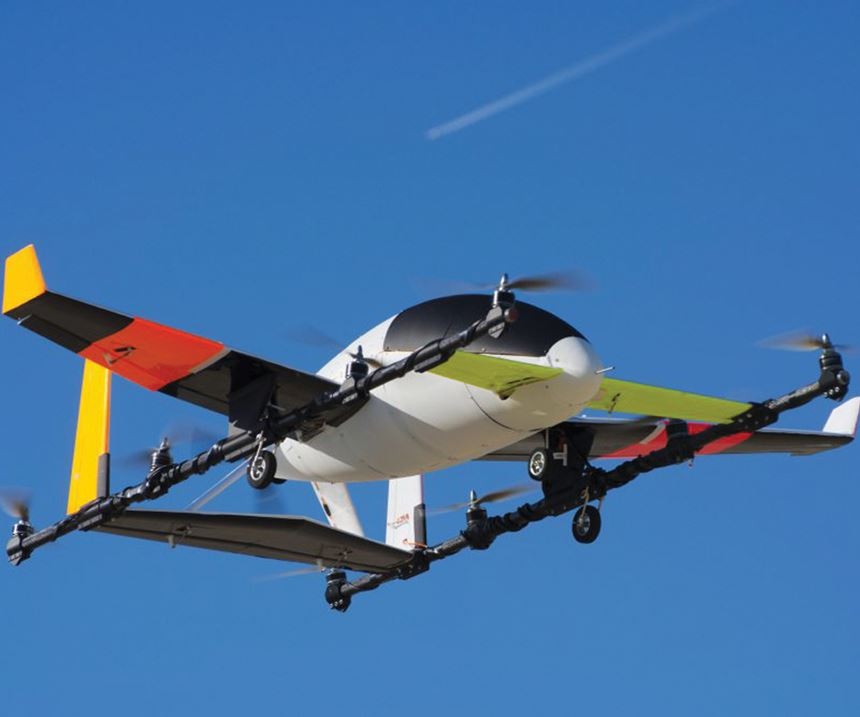 air taxi prototype