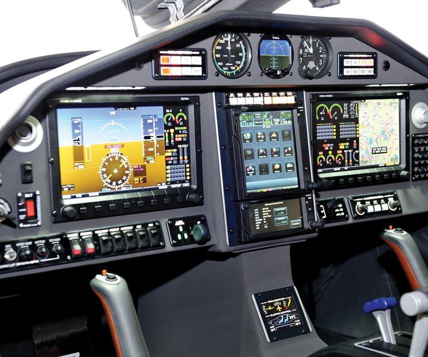 Panthera cockpit