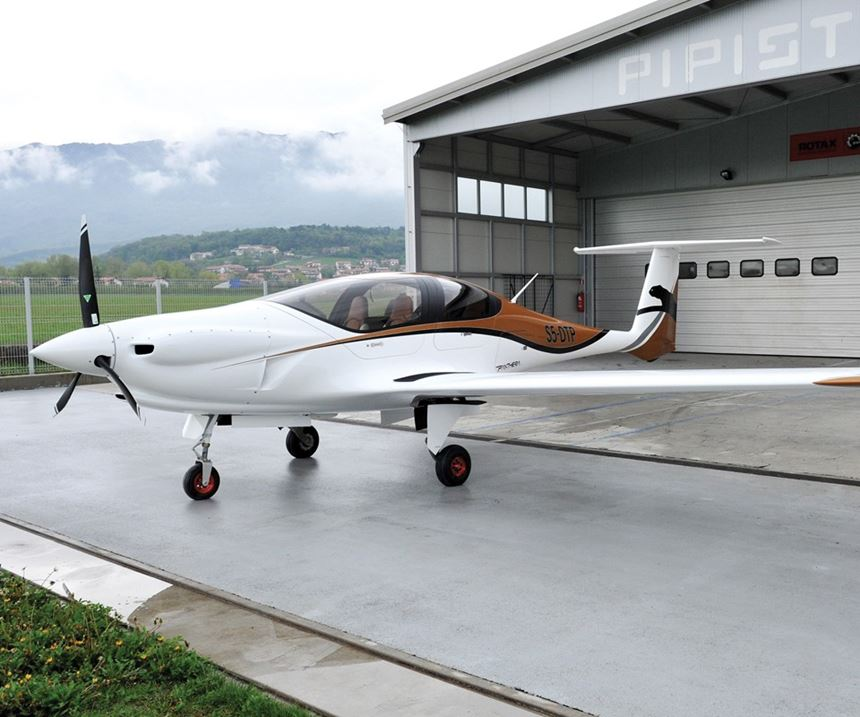 carbon composite airframe, Panthera