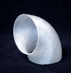 Continuous Composites 3D printing continuous fiber over 3D surface