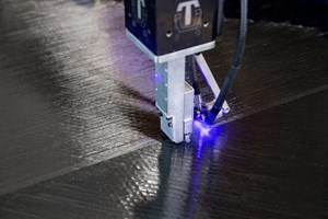 Continuous Composites CF3D continuous fiber 3D printing