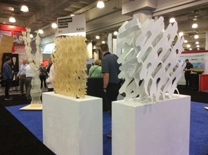 Composites Pavilion at AIA 2018