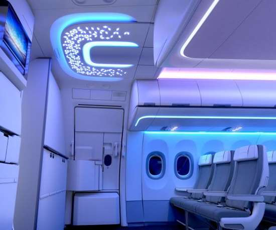 FACC produces new Airspace cabin entrance area for A320 family using SMC