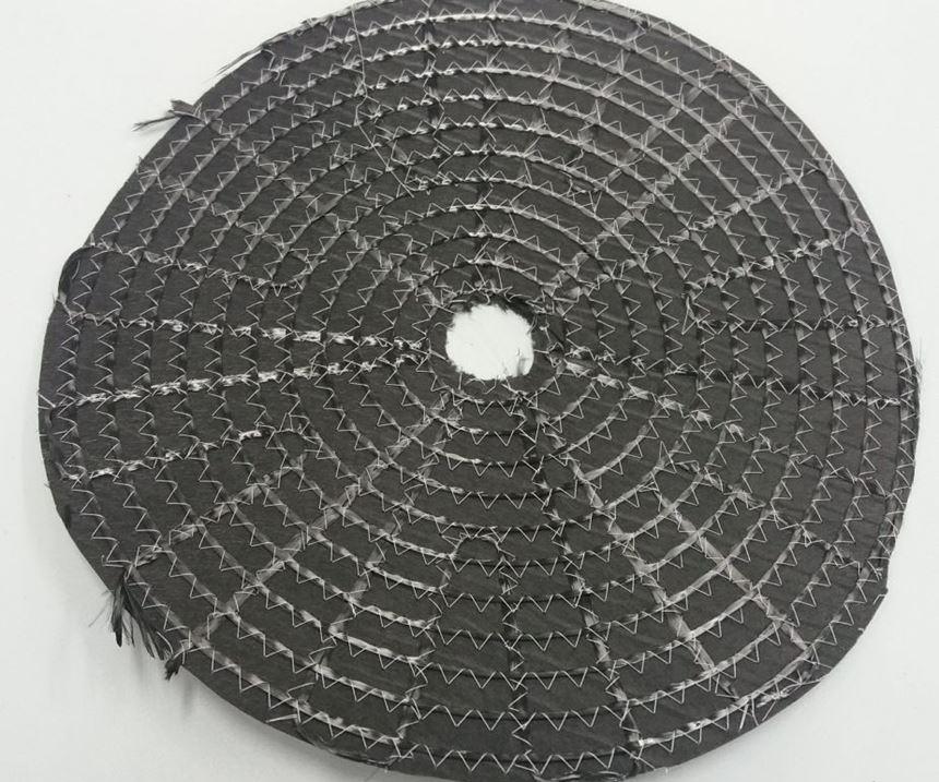 ShapeTex continuous fiber preform