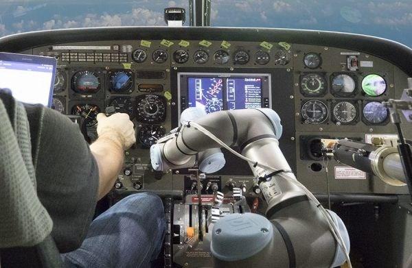 Aurora Flight Sciences ALIAS automated flight system