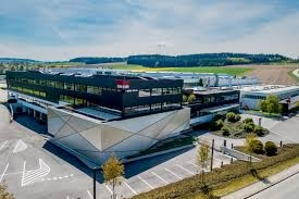Fill Gesellschaft production facility and headquarters in Gurten, Austria