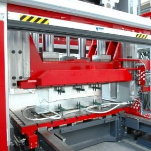 Fill Gesellschaft automated press system
