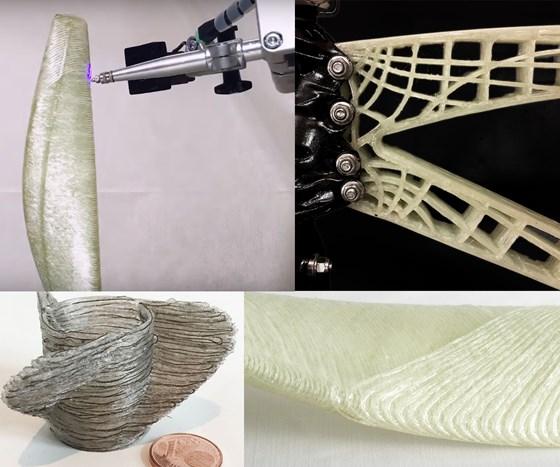 moi composites 3D printing continuous fiber composites