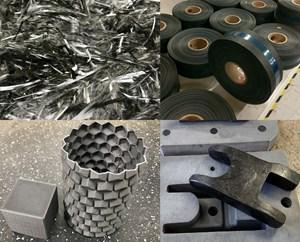 Shocker Composites and R&M International develop inline recycling of carbon fiber
