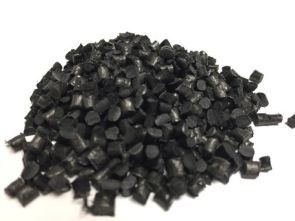 Shocker Composites and R&M International recycled carbon fiber compounded with thermoplastic resin