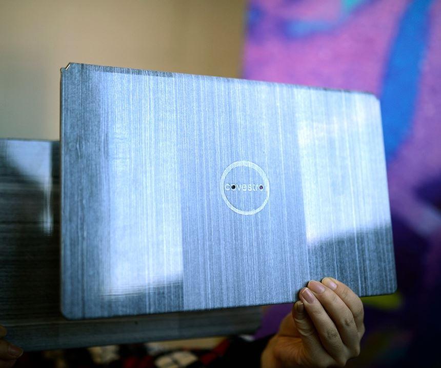 CFRTP laptop cover