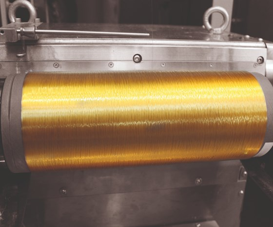 Fraunhofer melt spinning technology carbon fiber precursor manufacture