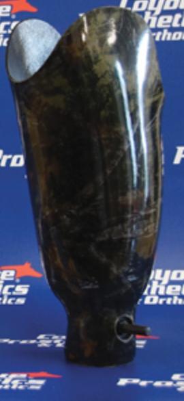 basalt fiber composite prosthetic
