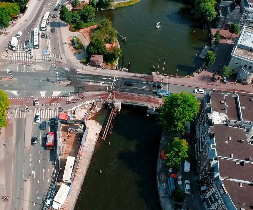composite pipe liner in Amsterdam