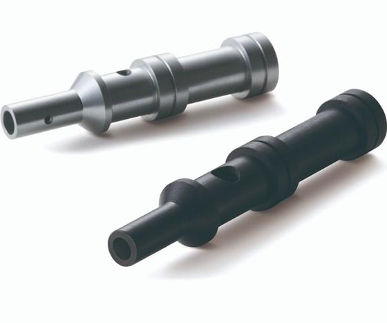 Sumitomocarbon fiber-reinforced oil control valve.