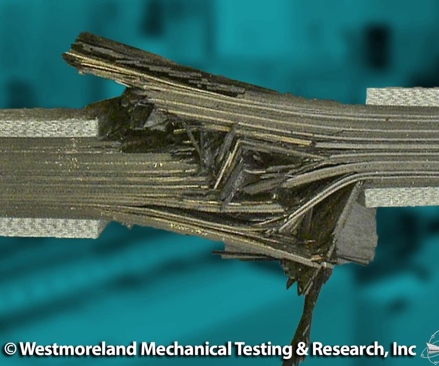 Westmoreland Mechanical non-metallic and composite testing.