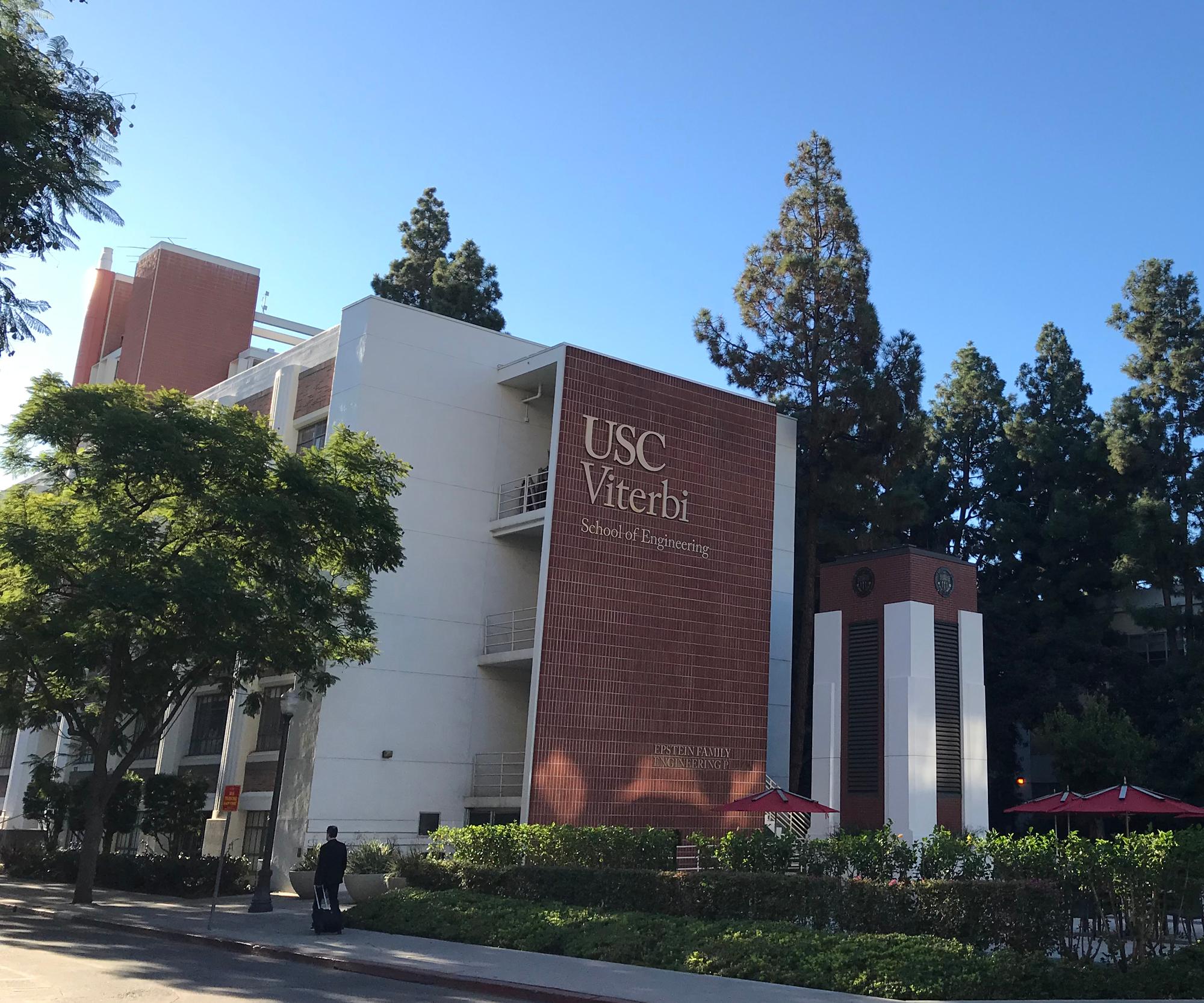USC M.C. Gill Composites Center