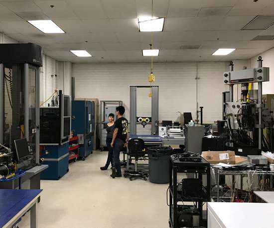 M.C. Gill Composites Center, University of Southern California