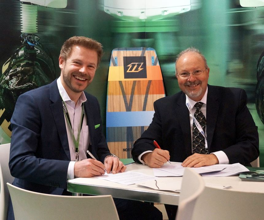 Cevotec and Composite Automation sign partnership