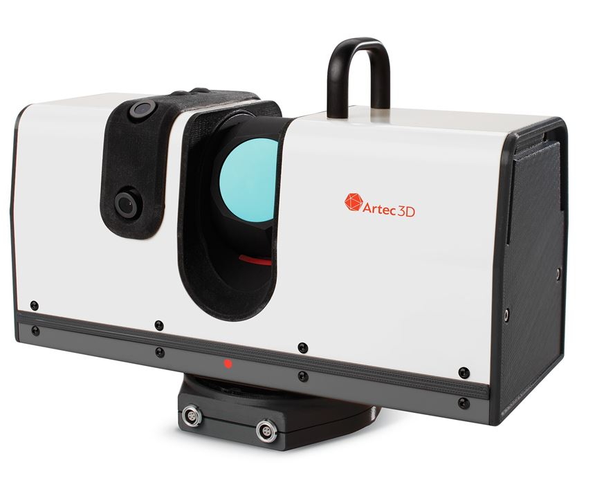Artec Ray Laser Scanner