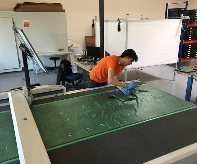 composite manufacturing
