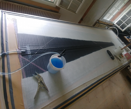 A Highly Manufacturable High Performance Hang Glider Compositesworld