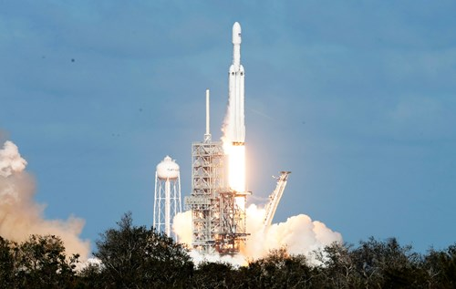 Falcon Heavy is just the beginning