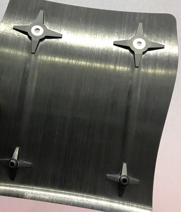 Tri-Mack Plastics injection overmolded composite
