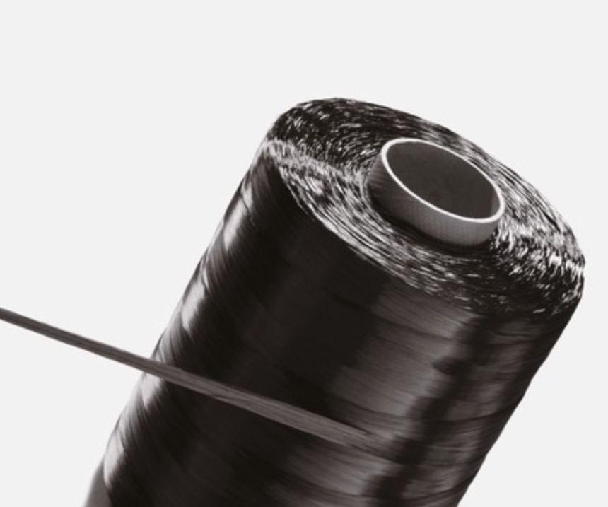 SGL SIGRAFILC T50-4.8/280 50k tow carbon fiber for aerospace.