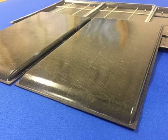 ELG Carbon Fibre's CARBISO recycled carbon in auto panels