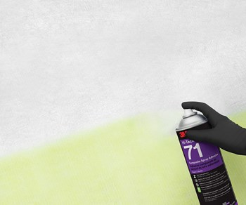 3M Hi Tack Composite Spray Adhesive 71.