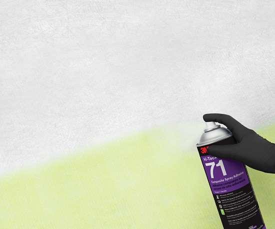 3M Hi Tack Composite Spray Adhesive 71.