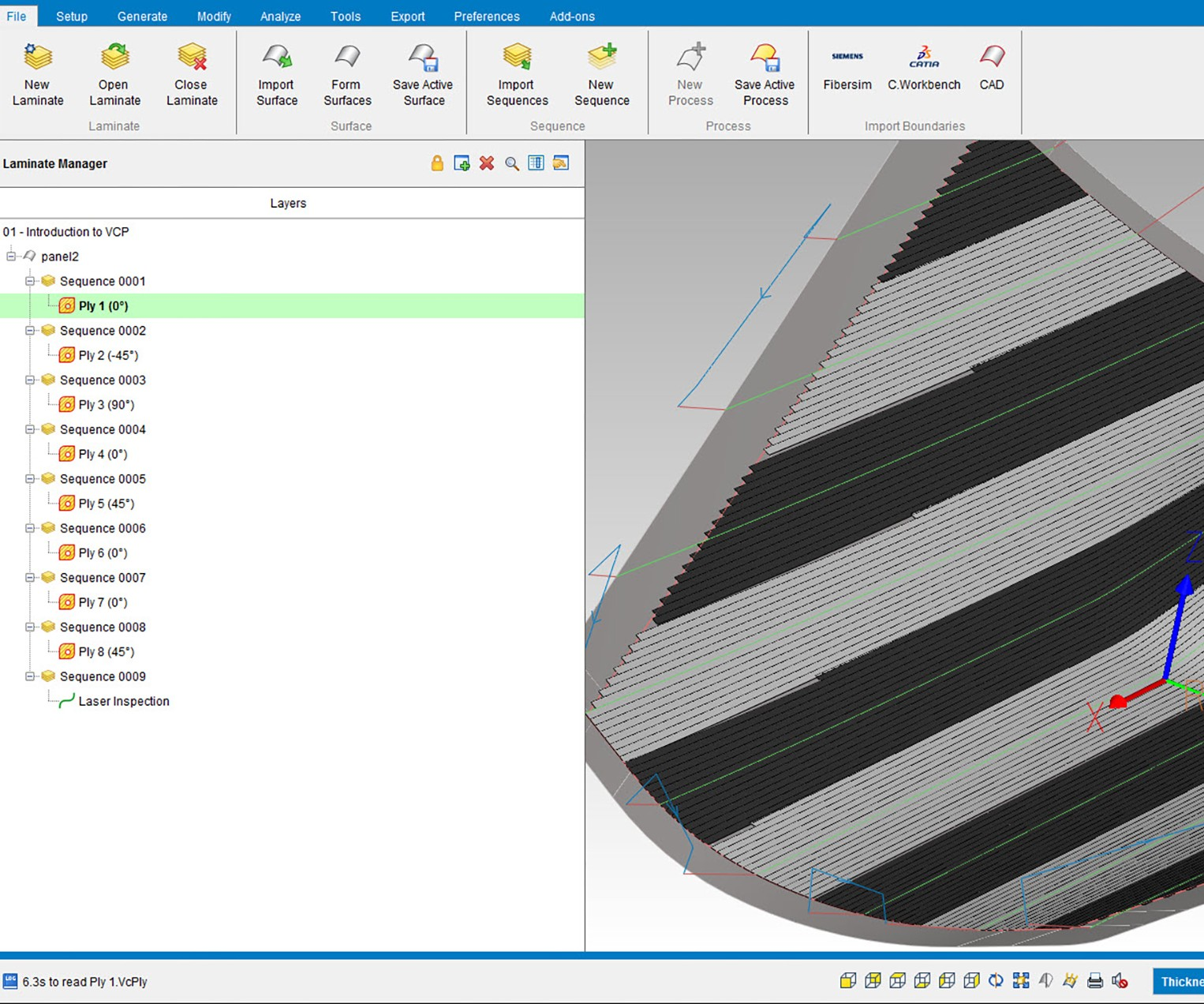 CGTech releases VERICUT Composite Applications Software 8.1.